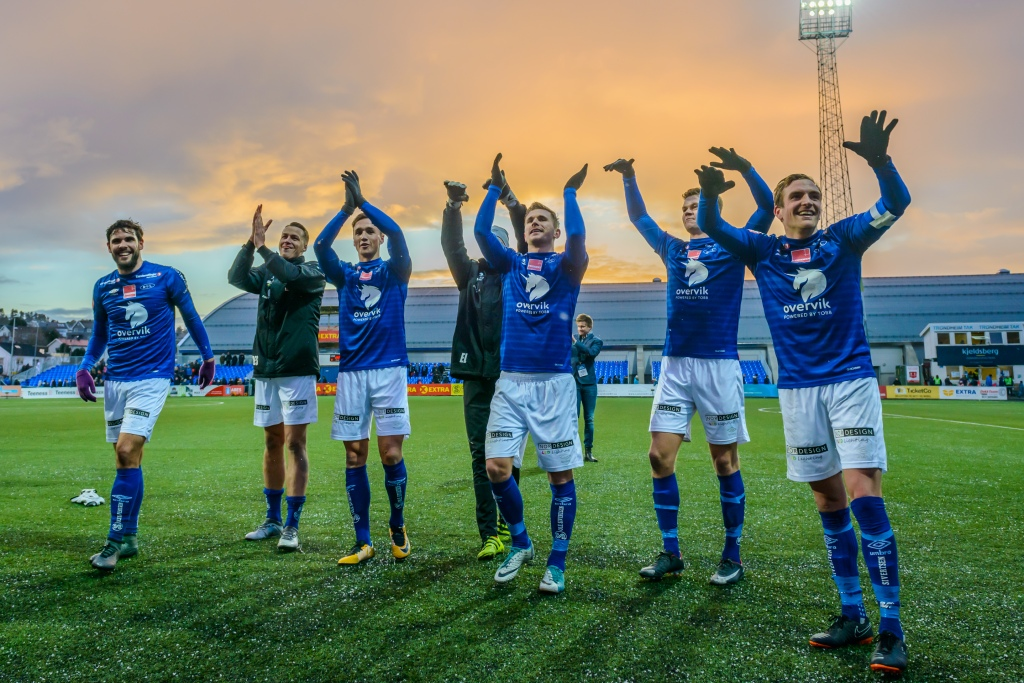 images from top club Ranheim fotball in  Trondheim